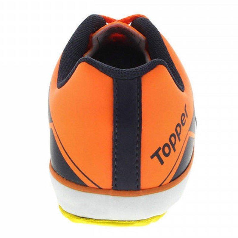 7a93d205ef2 Chuteira Futsal Topper Frontier VII Infantil - Chuteira - Magazine Luiza