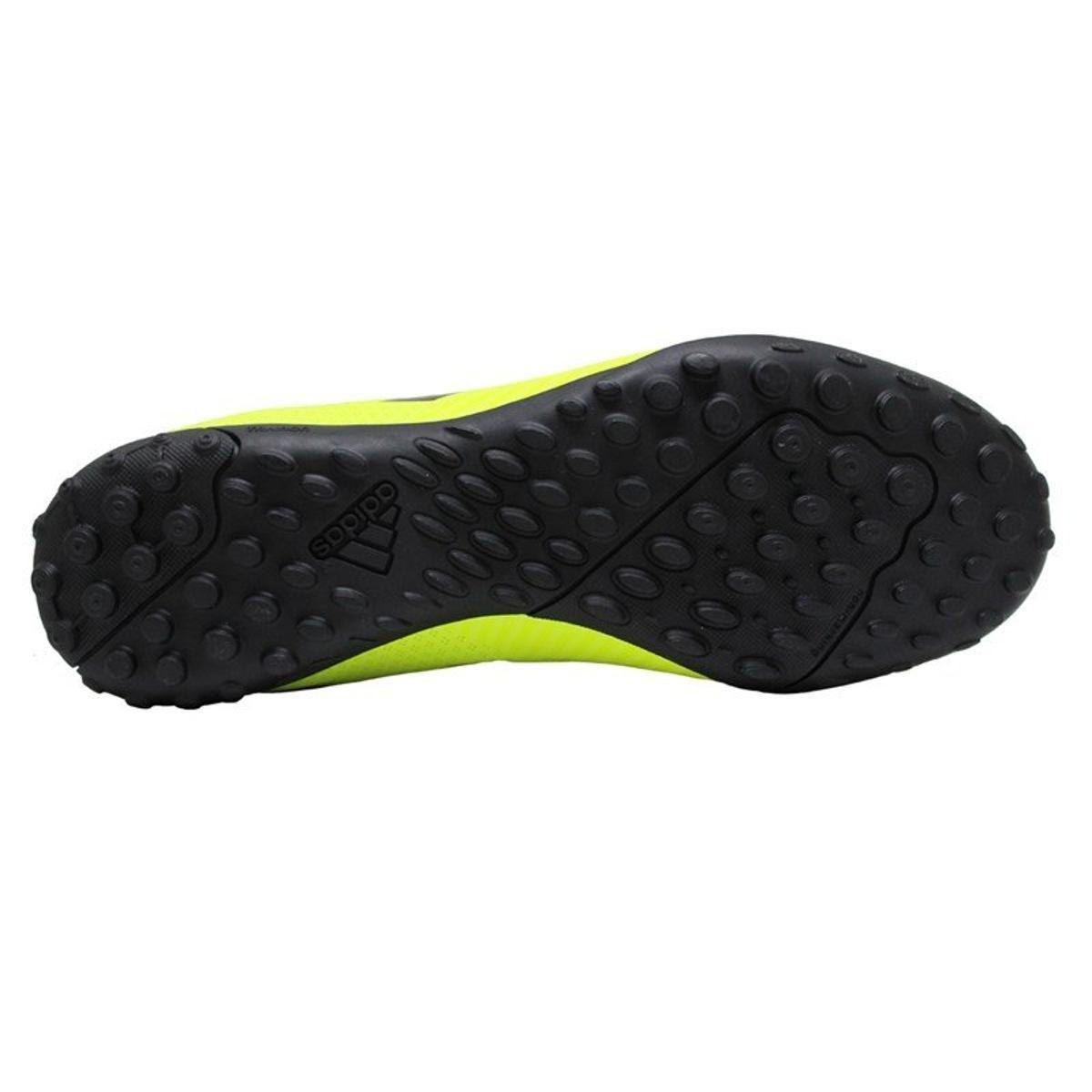 040d40ff7fe77 Chuteira Society Adidas Artilheira III TF - Verde Limão/Preto R$ 219,90 à  vista. Adicionar à sacola