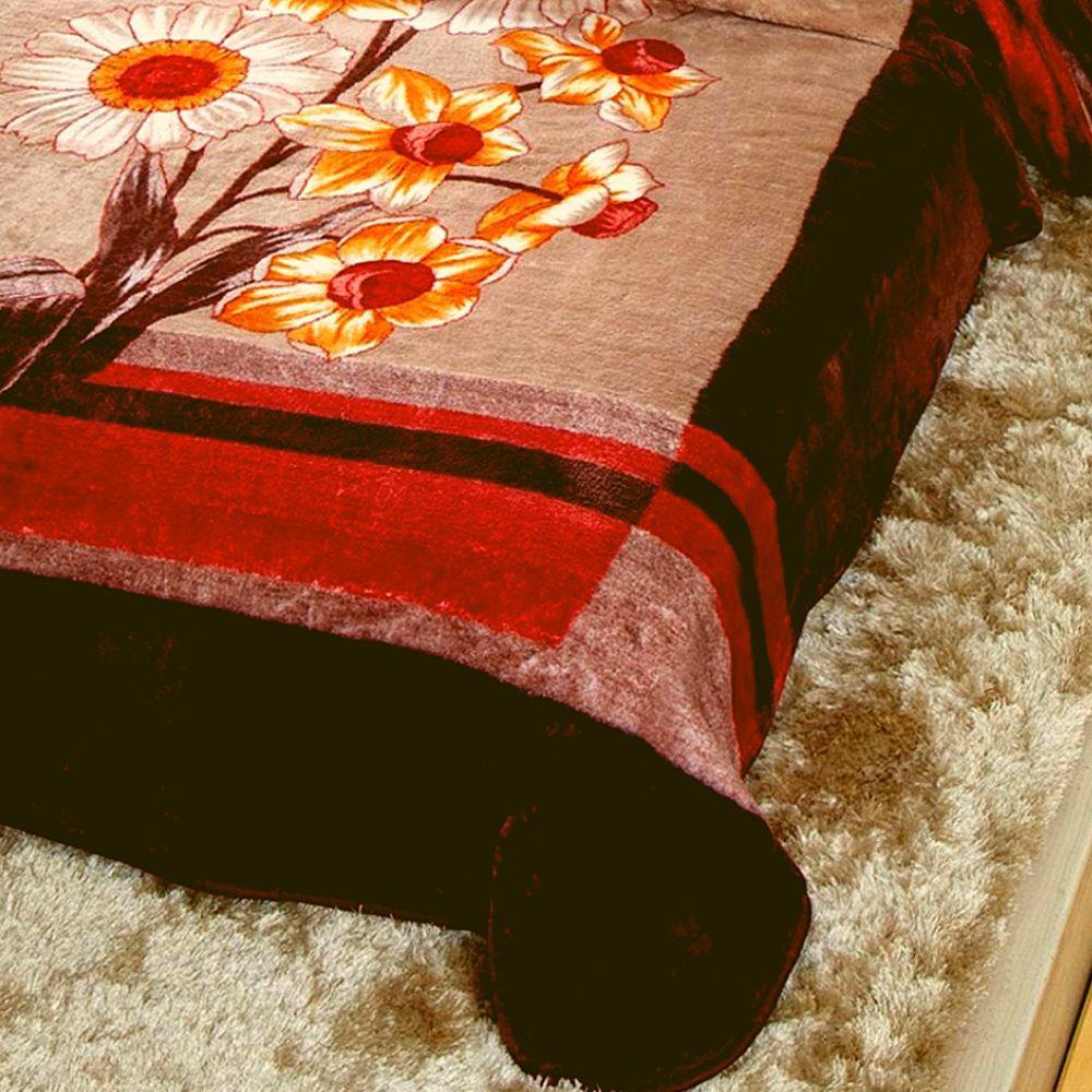 8040d6fbd Cobertor Casal Kyor Plus Amarante Jolitex Ternille R$ 119,90 à vista.  Adicionar à sacola