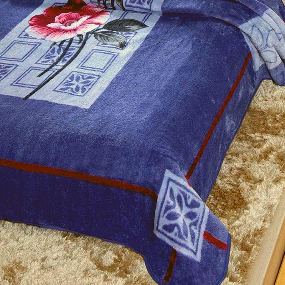 f135d9ebe Cobertor Casal Kyor Plus Trevi Jolitex Ternille R$ 119,90 à vista.  Adicionar à sacola