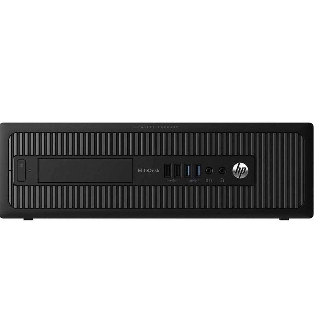 Computador HP Elitedesk 800 G2 SFF I5-6500 4GB 500GB WIN10