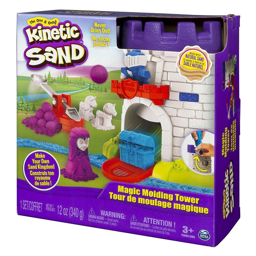 5b0a041c0e Conjunto Areia de Modelar - Massa Areia - Torre Mágica - Sunny R  172