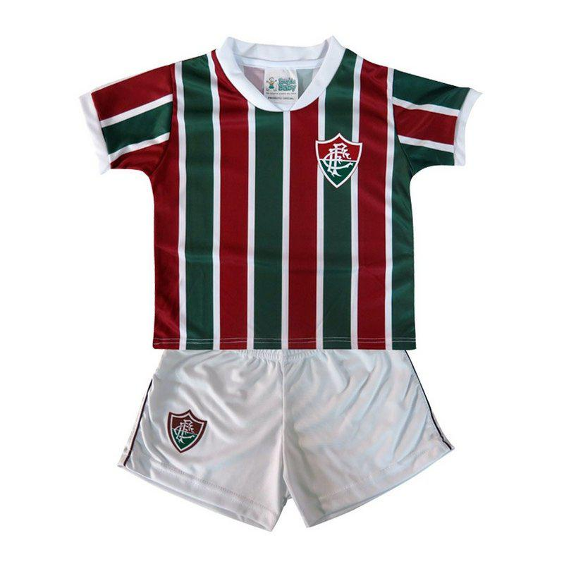 95749460d8897 Conjunto Bebê Uniforme Fluminense Dry - Torcida Baby - Conjuntinhos ...