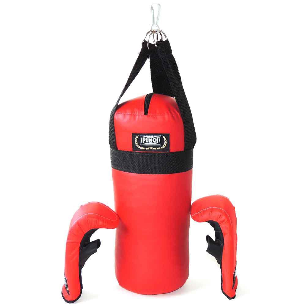 fc2d61183 Conjunto de Boxe - Junior - Saco de Pancada e Luvas Infantil - Punch  Produto não disponível