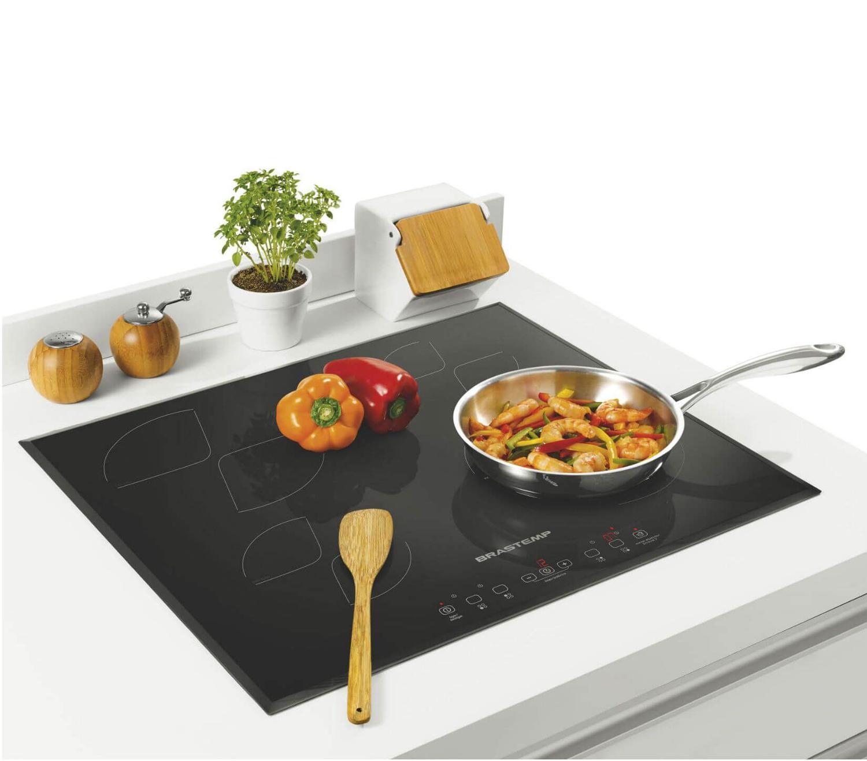 Aaa Mastercard Login >> Cooktop 4 bocas de indução Brastemp com timer touch - Cooktop 4 e 5 bocas - Magazine Luiza