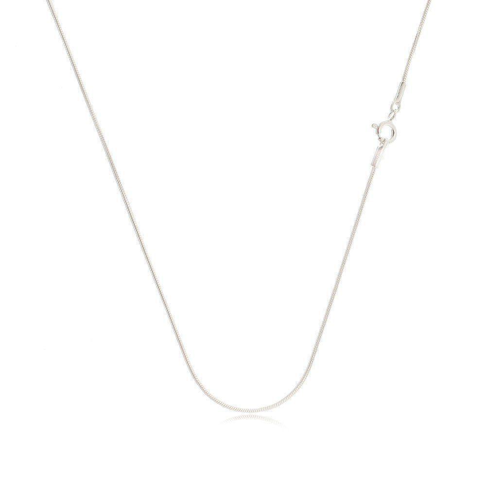 Corrente Rabo de Rato 45 cm - Céu de prata - Joia e Bijuteria ... 1e2dd766b0