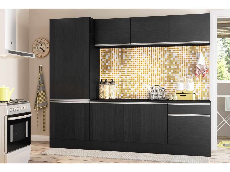 Preço De Armario De Cozinha Na Insinuante : Cozinha compacta multim?veis l?nea  com