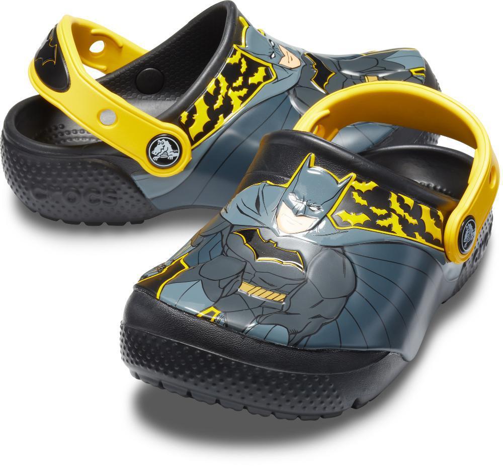 Crocs Kids FunLab Batman Clog