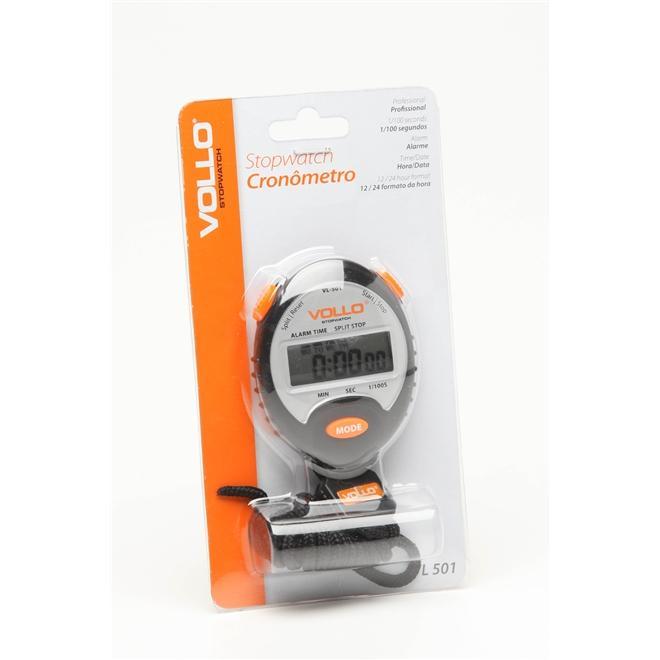 Cronômetro Digital Profissional Vollo Vl-501 - Vollo sports R  47 048b2fb9fed0f