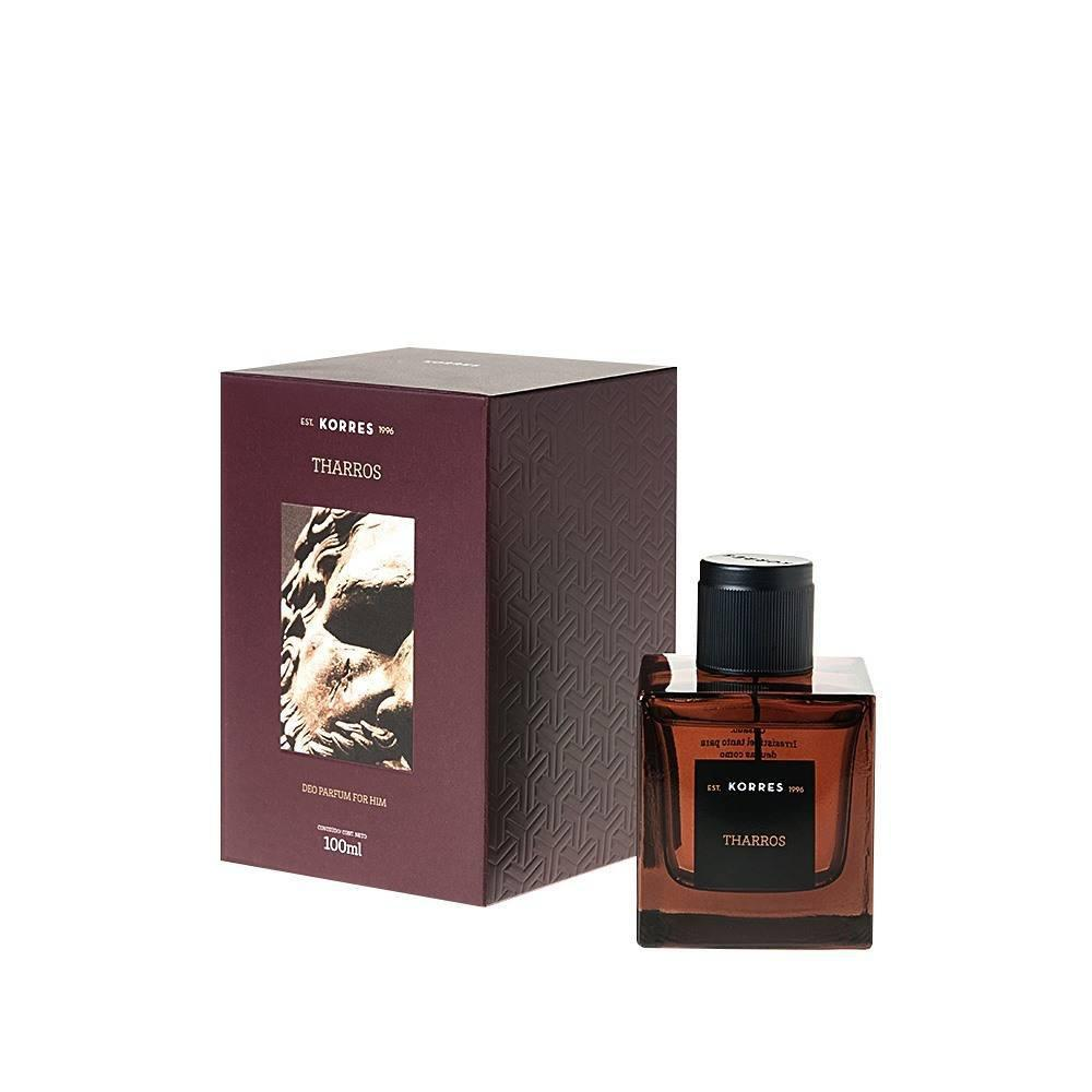 644696544ac Deo Parfum Masculino Korres Tharros 100ml - Perfume Masculino ...