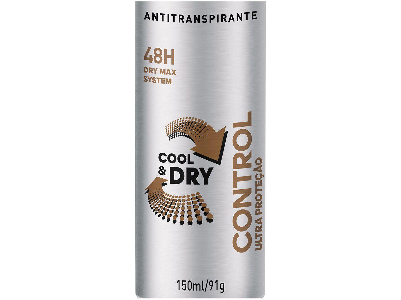 e1563ba406 Desodorante Aerosol Antitranspirante Masculino - Adidas Control Cool Dry  150ml R$ 8,90 à vista. Adicionar à sacola