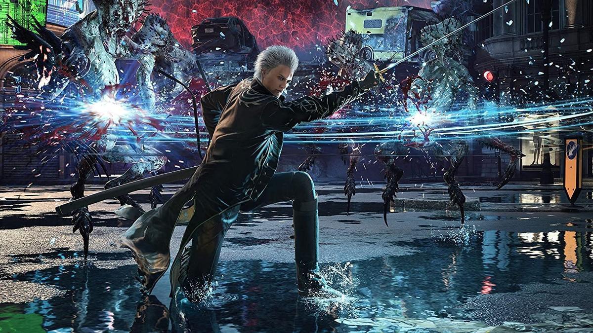 Devil May Cry 5 Special Edition - Xbox Series X - Microsoft - Jogos de Ação  - Magazine Luiza