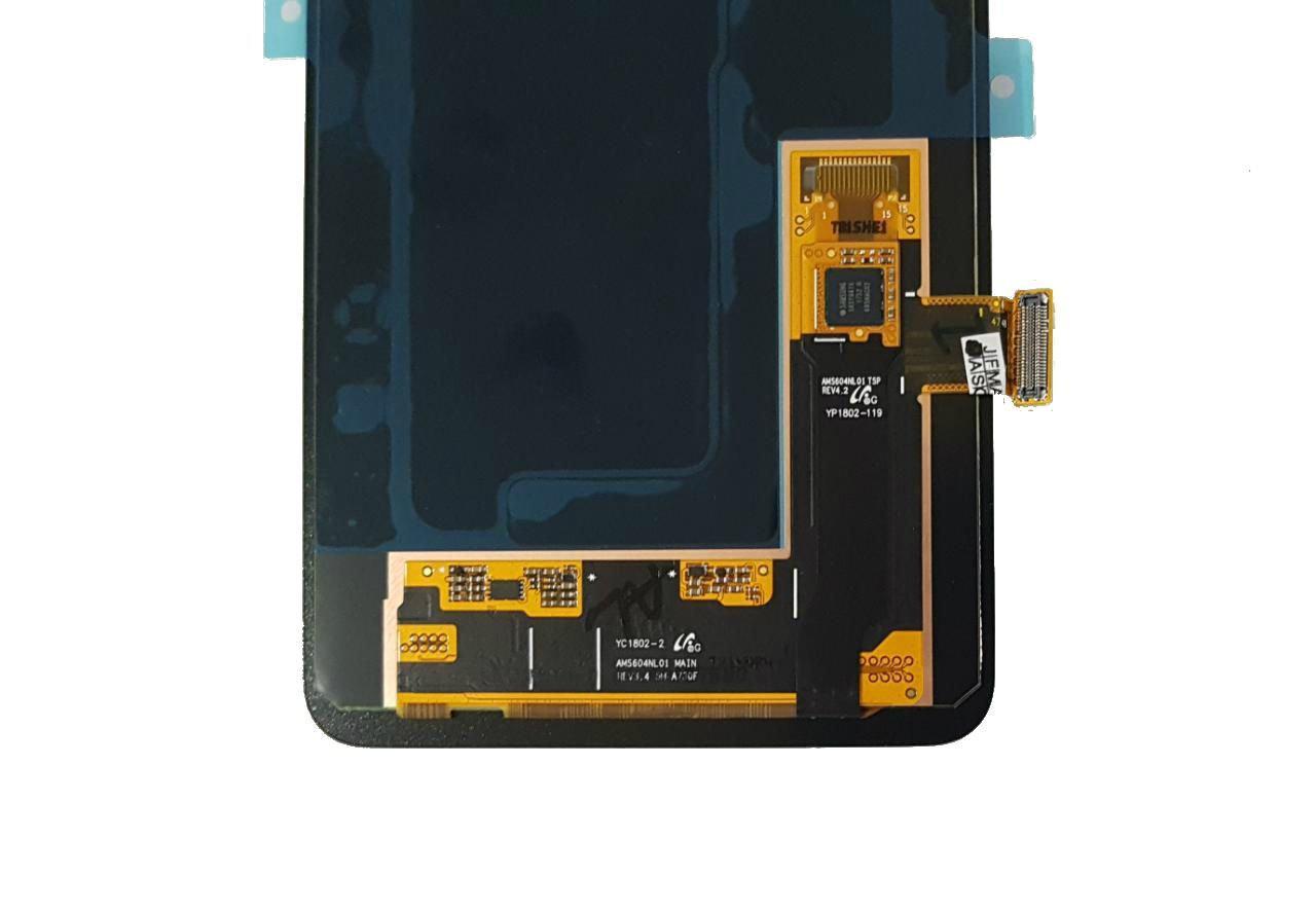 8e1a428dd6 Display Frontal A8 Plus A8+ A730 2018 Preto Original - Samsung R  666
