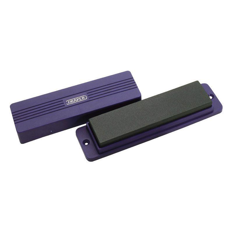 Draper 31696 Sharpening Stone and Box