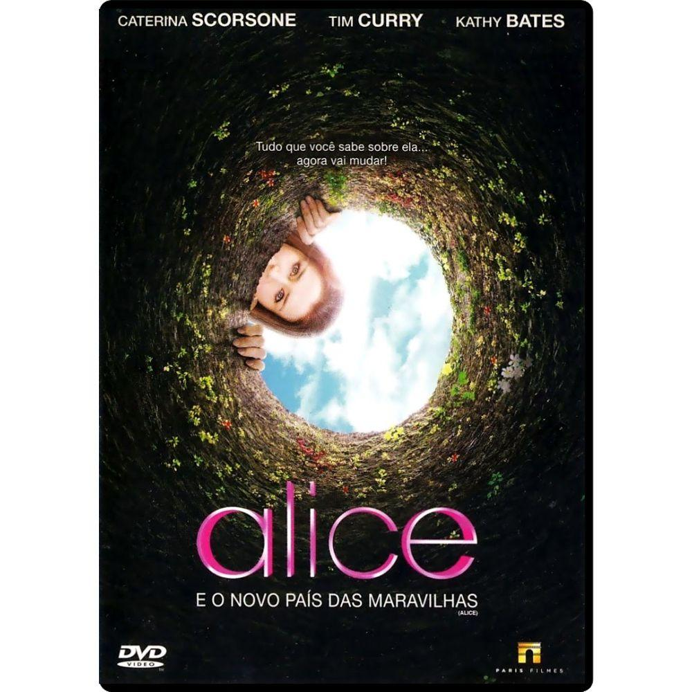 Alice Nos Pais Das Maravilhas Filme Online dvd - alice e o novo país das maravilhas - paris filmes