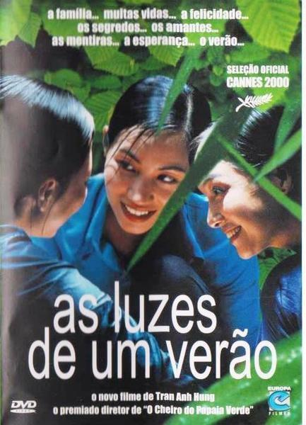 Resultado de imagem para as luzes d eum verão 2000 poster