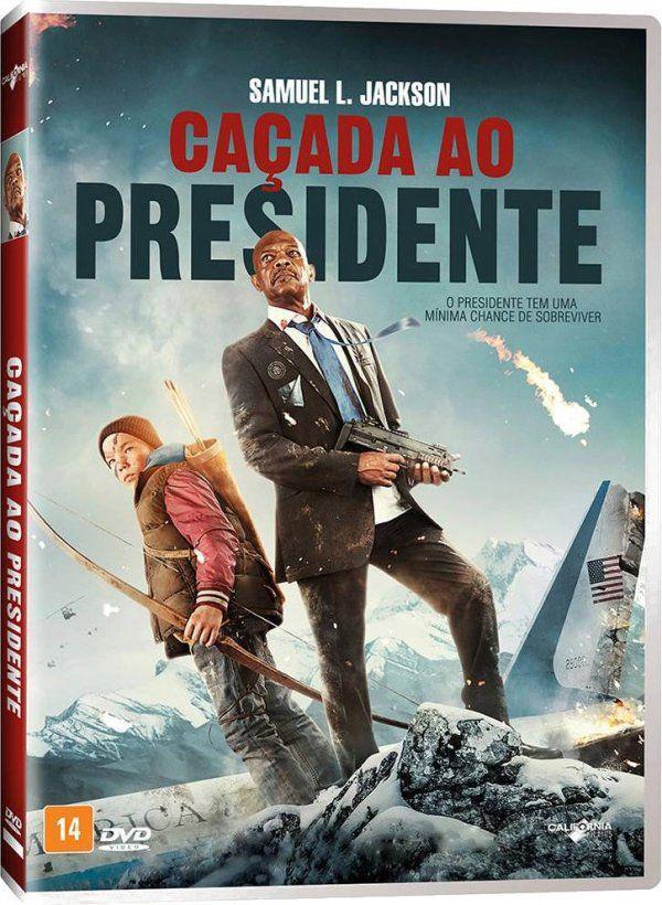 Dvd Cacada Ao Presidente Samuel L Jackson California Filmes De Acao E Aventura Magazine Luiza