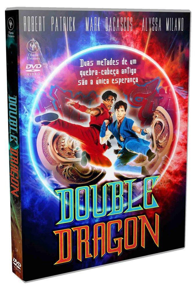 double dragon movie poster