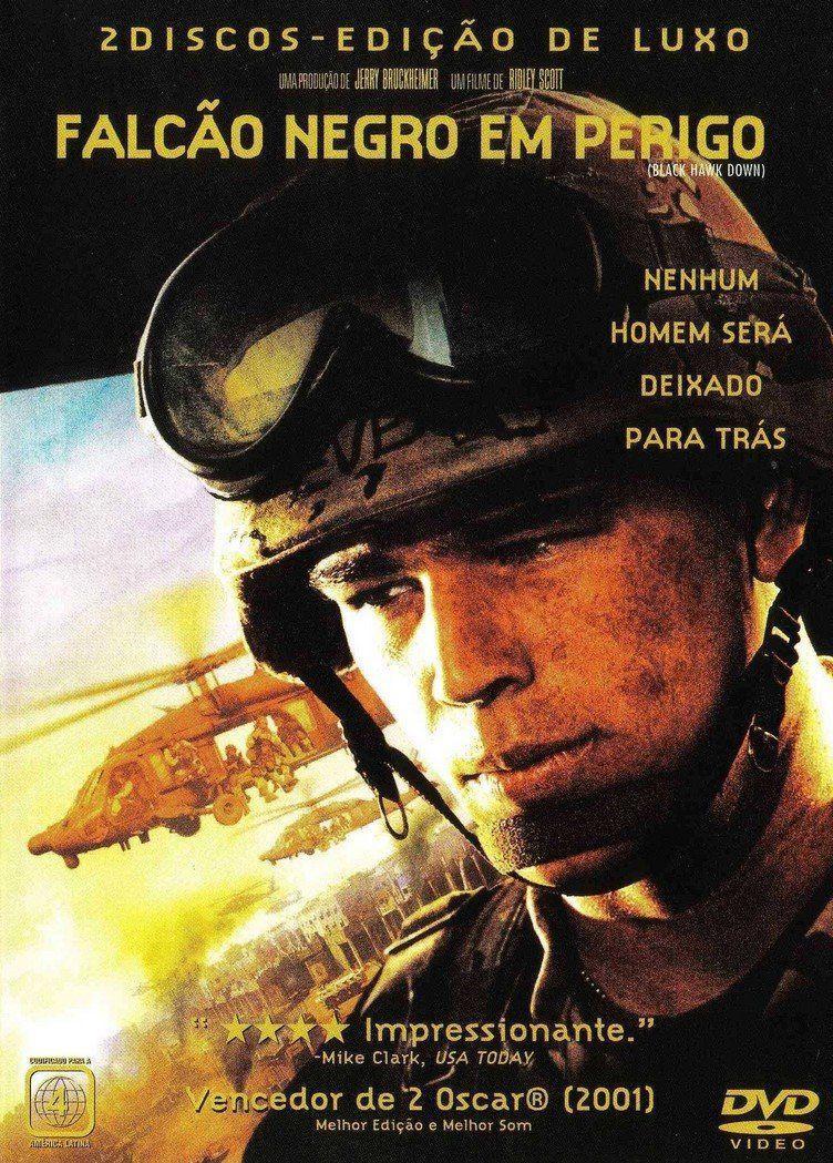 DVD - Falcão Negro em Perigo - Edição de Luxo Dupla - Sony Pictures - Filmes  de Guerra - Magazine Luiza