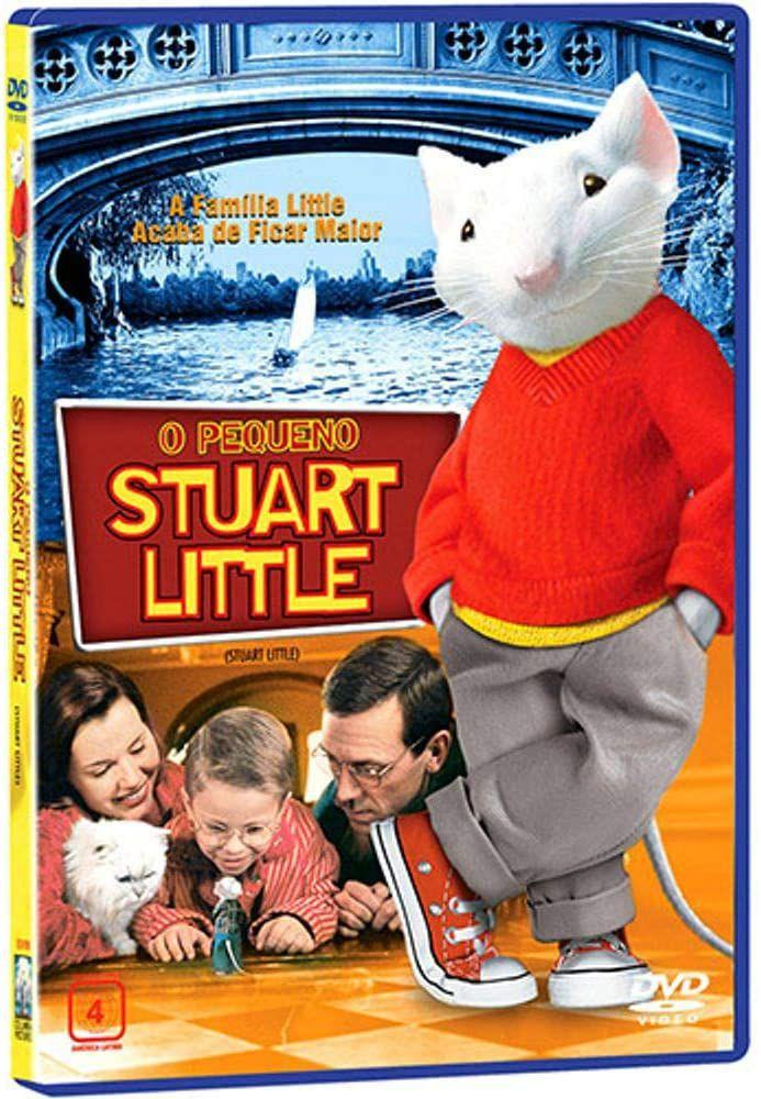DVD O Pequeno Stuart Little - No Magalu - Magazine Luiza