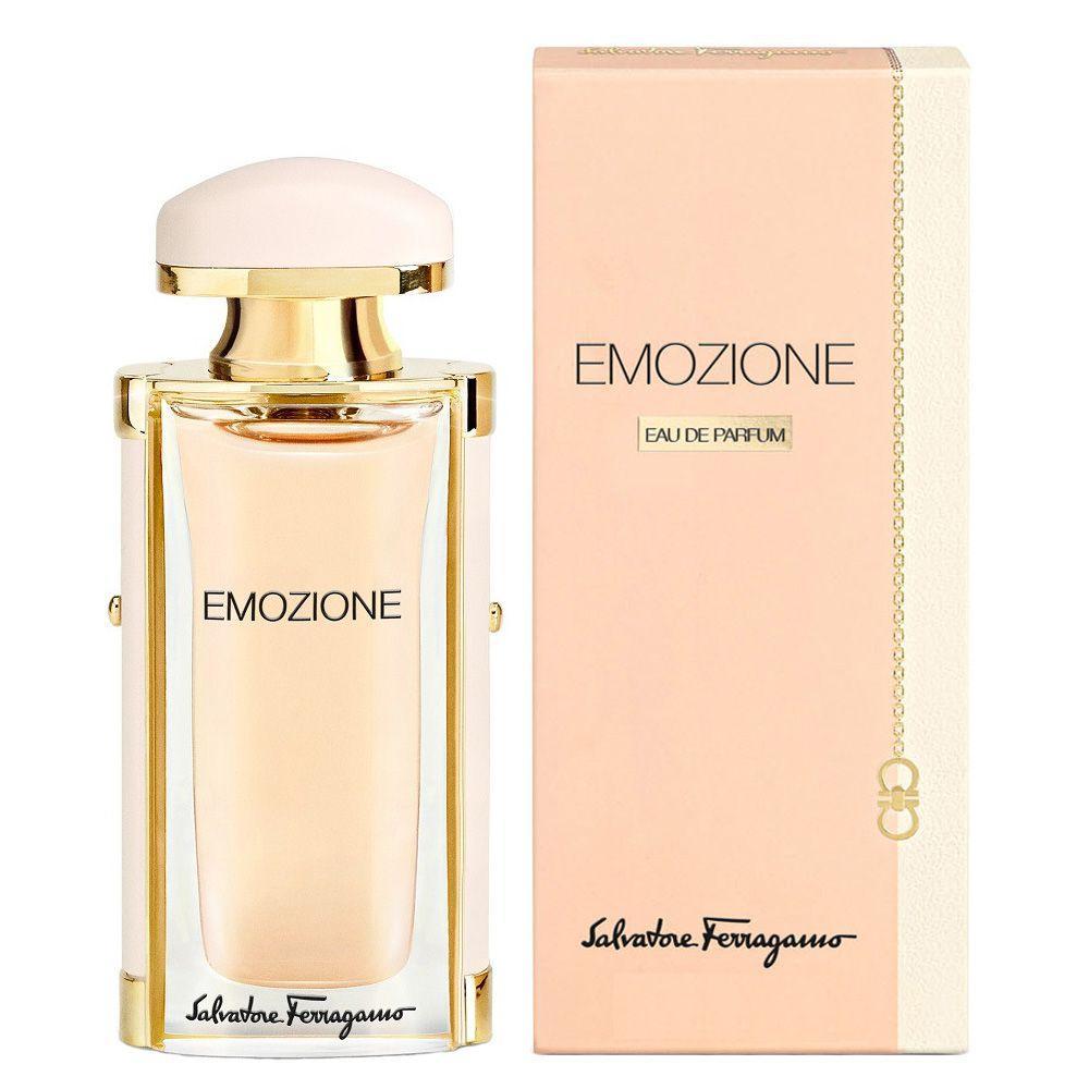 1fcd62f38123e Emozione Salvatore Ferragamo - Perfume Feminino - Eau de Parfum R  254,10 à  vista. Adicionar à sacola
