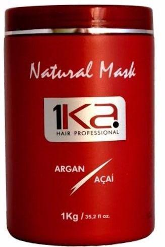 457aa0602 Escova Progressiva 1ka Steel, Shampoo Ativo E Maski Kit. - 1ka hair  professional R$ 262,00 à vista. Adicionar à sacola