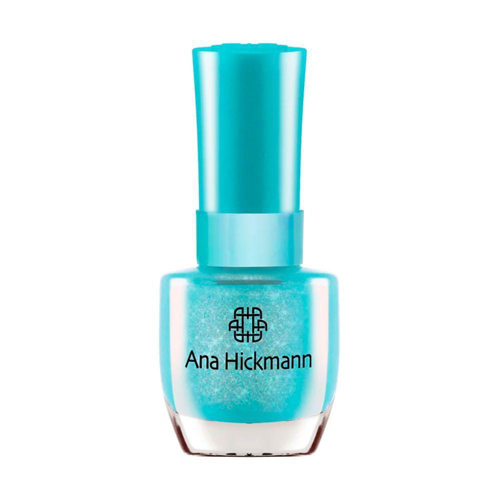 Esmalte Ana Hickmann Celebration Diamante Azul com 9ml