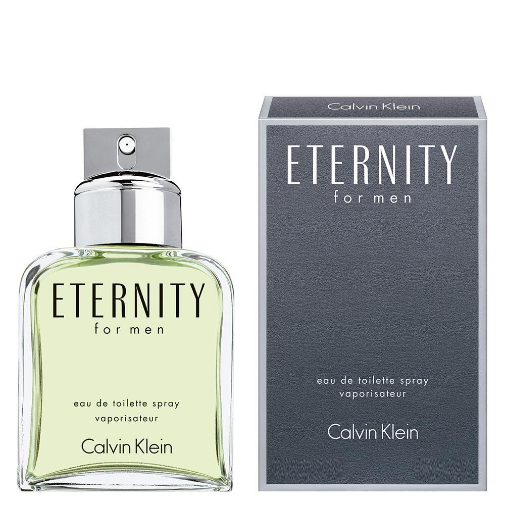 7f7b9b19d85b3 Eternity For Men Calvin Klein - Perfume Masculino - Eau de Toilette R   359