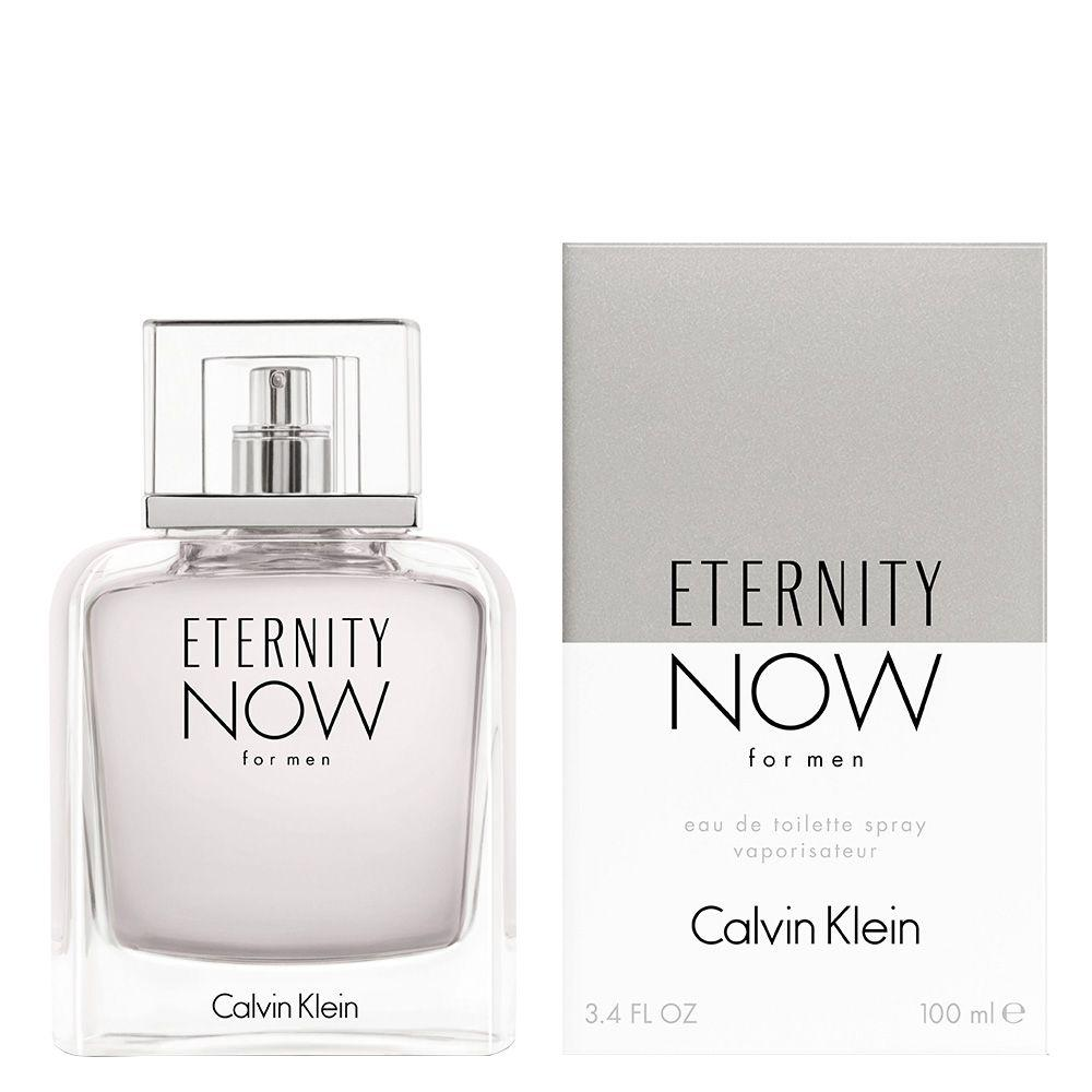 8a88267f3 Eternity Now for Men Calvin Klein - Perfume Masculino - Eau de Toilette R   489