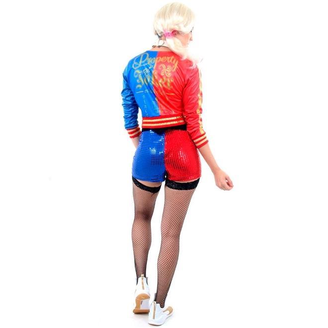 Fantasia Arlequina Harley Quinn Adulto Feminina Esquadrão Suicida -  Sulamericana R  225,70 à vista. Adicionar à sacola af860666d9