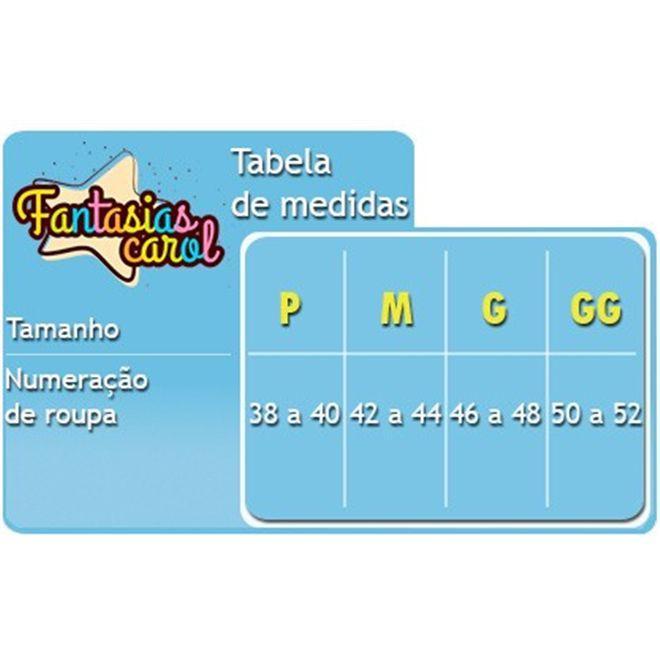 dd8b662ae5eb87 Fantasia Palhaço Pierrot Adulto Luxo Para Carnaval - Sulamericana