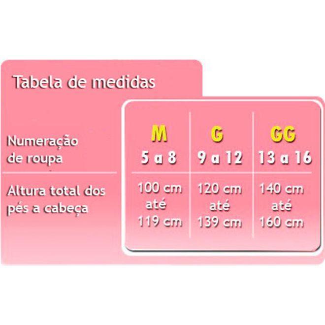 c491c7e7b3e Fantasia Roqueira de Luxo Infanto Juvenil Menina - Sulamericana R  75