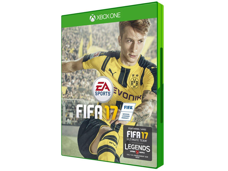 06a6067313 Fifa 17 para Xbox One - EA - Jogos Xbox One - Magazine Luiza