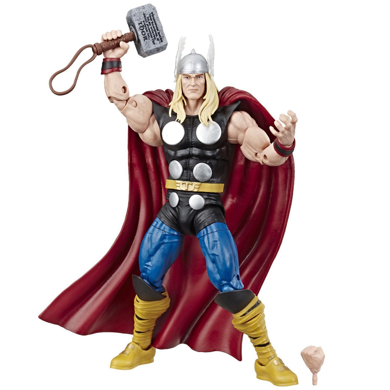 No Figure Red Cape for Hasbro Marvel Legends Thor 1