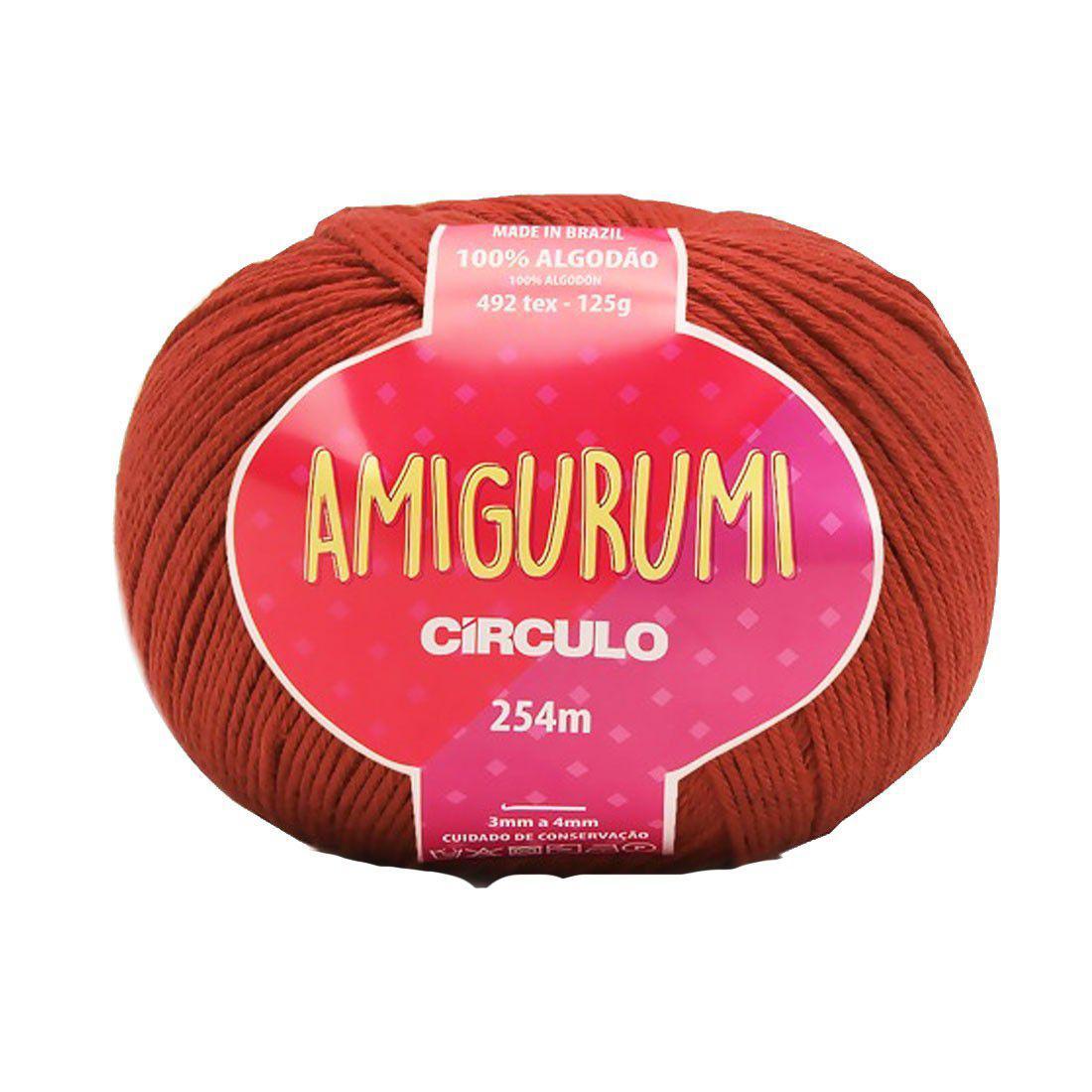 Kit Linha Amigurumi Círculo - Top 12 cores | Amigurumi, Cores ... | 1100x1100