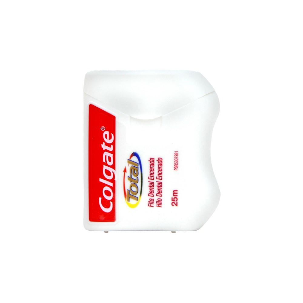 d9f7d66c8 Fita Dental Colgate Total 25m - Fio Dental - Magazine Luiza