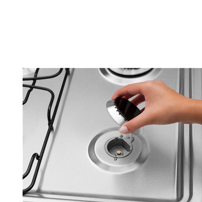 45a9d861a Fogão Celebrate de Piso Branco 6 Bocas (76SB) - Electrolux Produto não  disponível