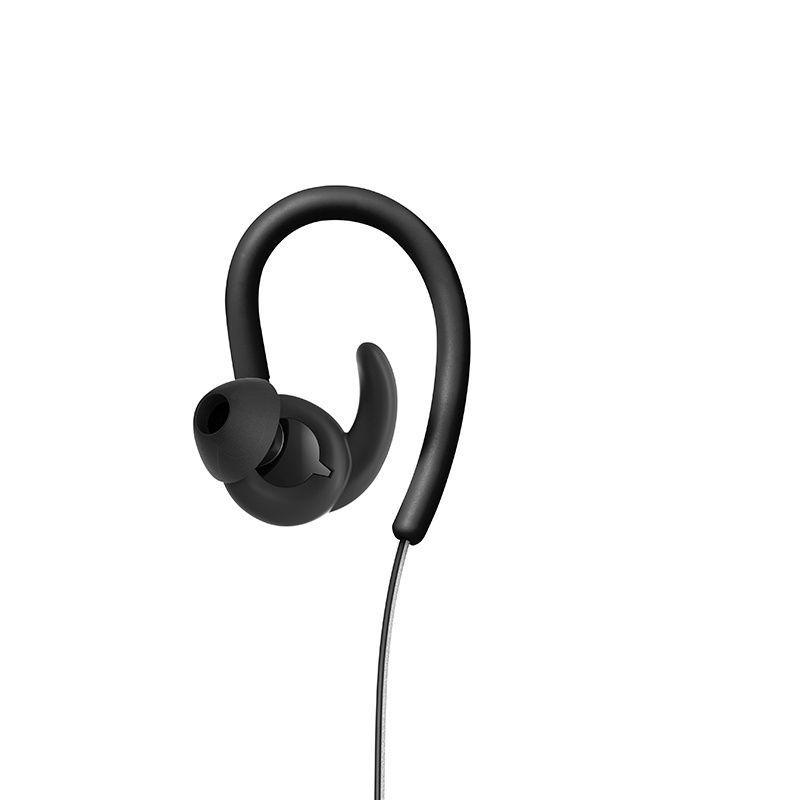 36a0afe18 Fone de Ouvido Bluetooth JBL Reflect Contour Preto Jblrefcontourblk Produto  não disponível