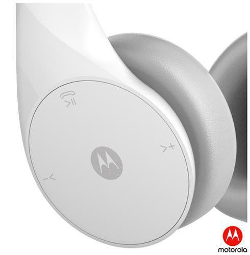 8c8f80a5f Fone de Ouvido Bluetooth Motorola Pulse Escape Touch Branco Produto não  disponível