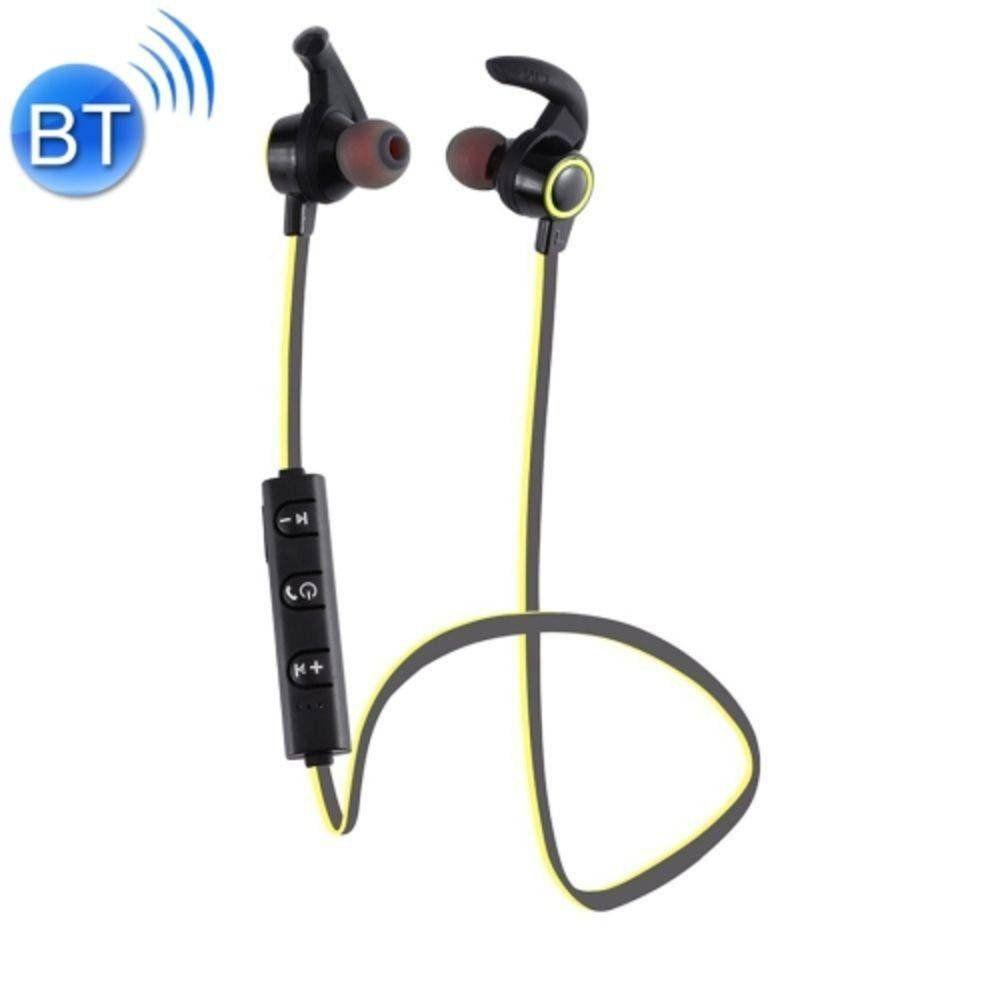 0cab74b54 Fone de Ouvido Bluetooth SPORT AMW-810 Verde Atende Ligação - Xtrad R   59