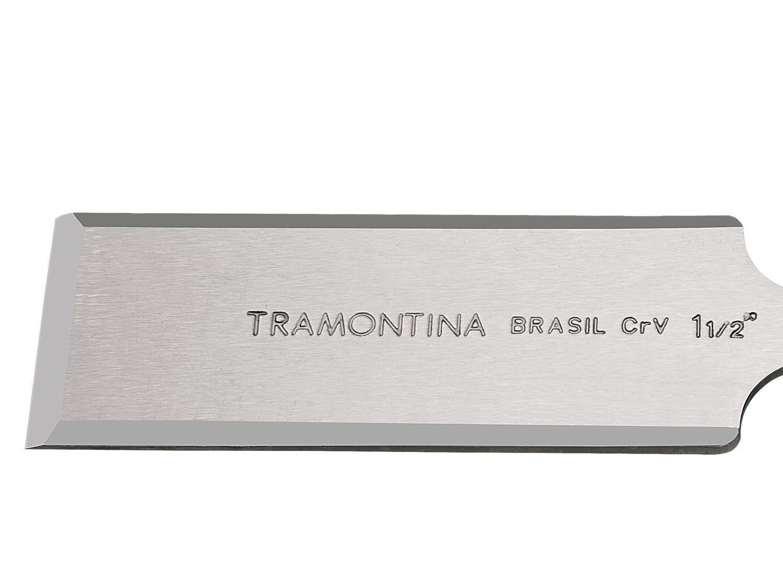 """341a5c47bea71 Formão Chanfrado Tramontina 1 4"""" - 43335001 R  17,90 à vista. Adicionar à  sacola"""