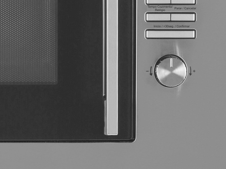 d6db7eb53 Forno Micro-ondas de Embutir Franke 25L com Grill - Smart 60 Produto não  disponível. Vídeo Imagem ...