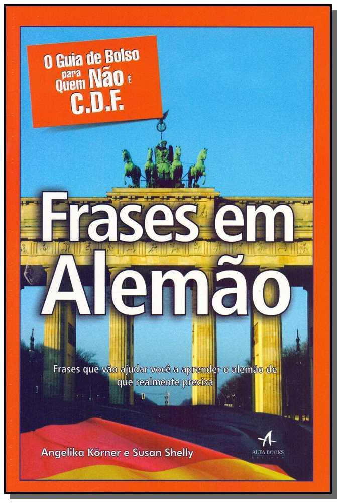 Frases Em Alemão Alta Books