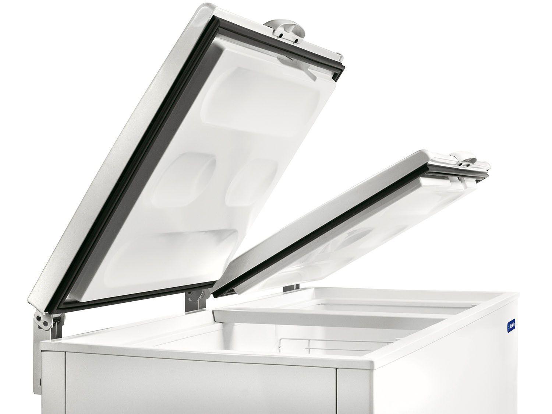Freezer Horizontal 2 Portas Metalfrio 419l Da420 1