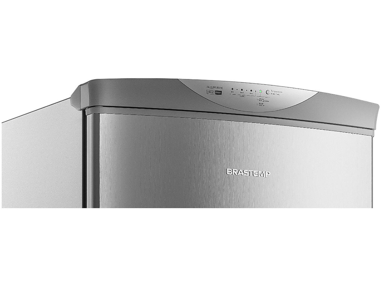 Freezer Vertical Brastemp Frost Free Evox 228l Bvr28mb