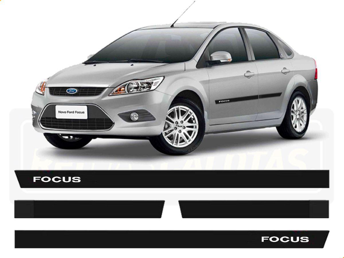 Friso Borrachao Lateral Ford Focus Sedan 2002 A 2008 Frisos E Borrachoes Magazine Luiza