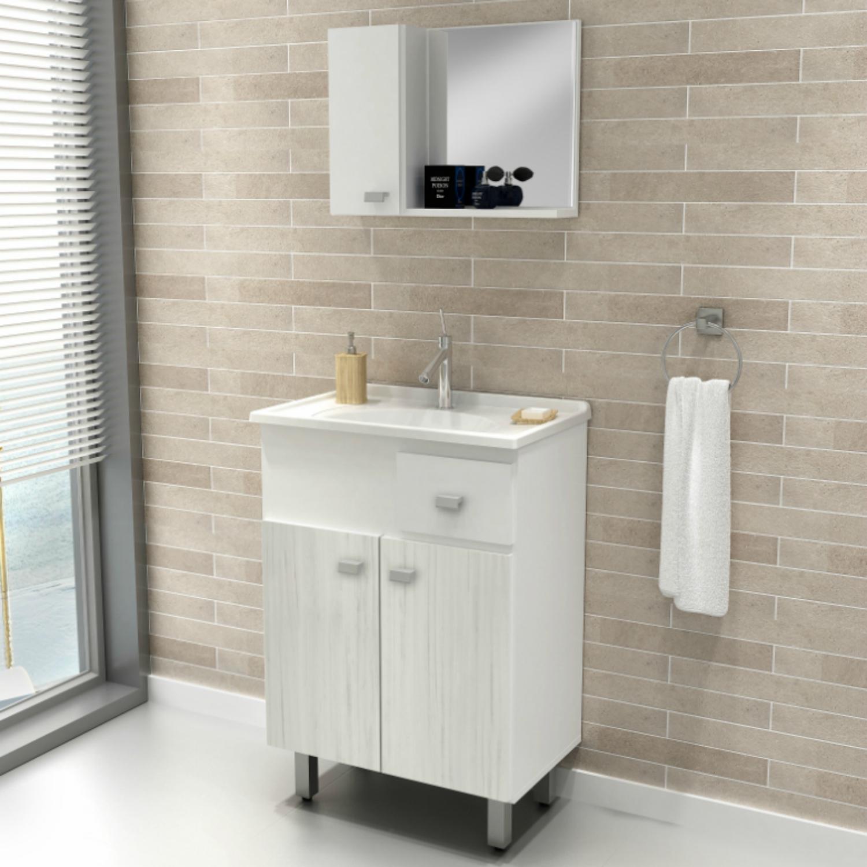 Fotos de gabinetes de banheiro 64