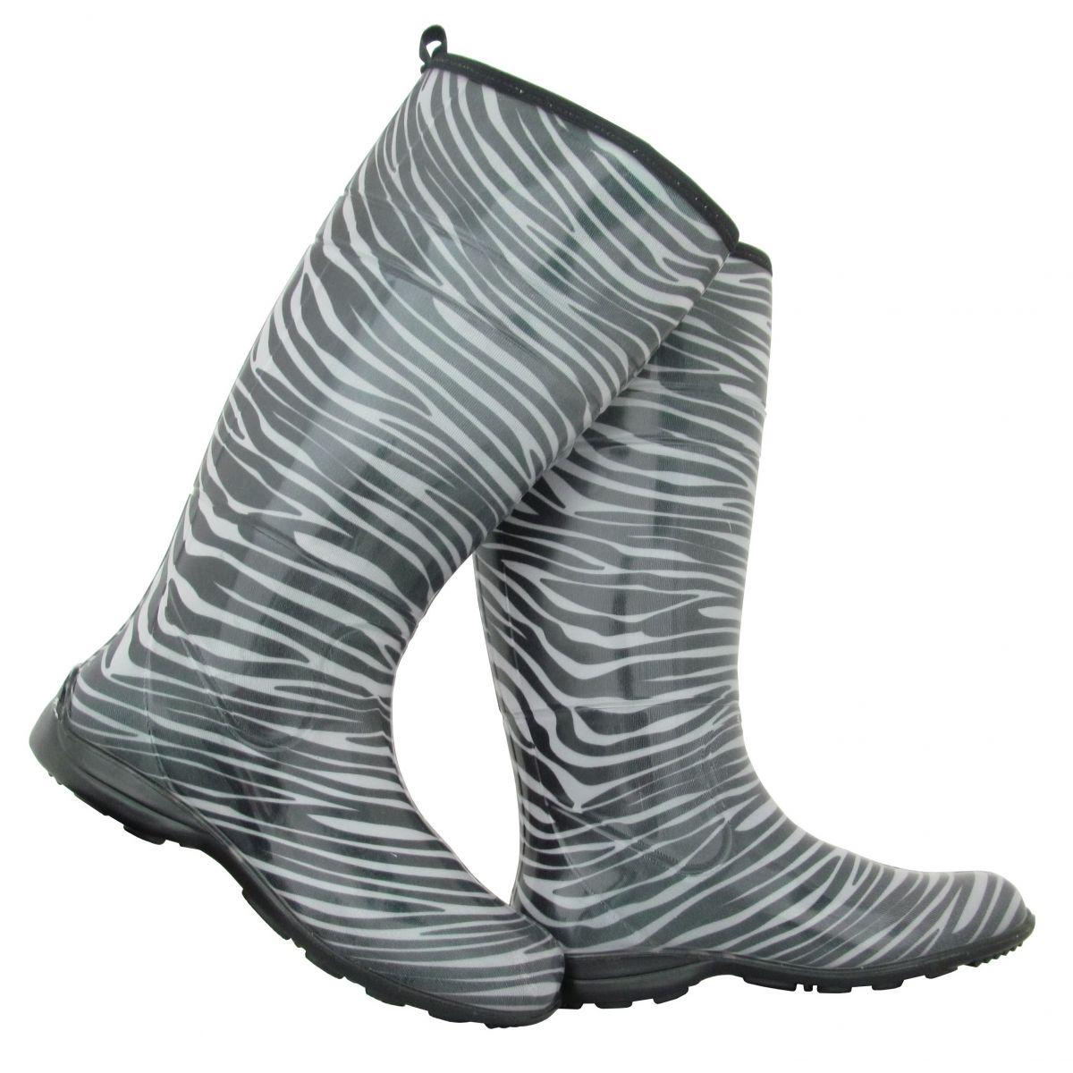 766de8bb4a5 Galocha Alpat Fashion Zebra - Alpat - rca - BOTA - Magazine Luiza