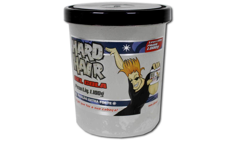 Gel cola 1 kg - hard hair