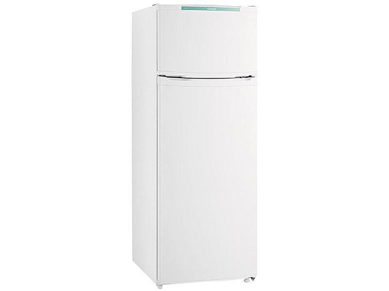 Conhecido Geladeira/Refrigerador Consul Manual Duplex 334L - CRD37EBBNA  EV24